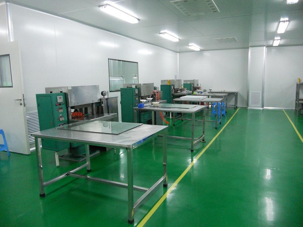 汉中市无菌灌装车间,实验净化系统工程承包