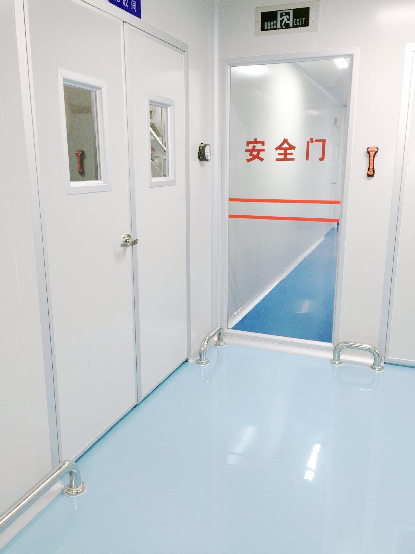 汉中市实验室净化工程,无菌灌装车间设计
