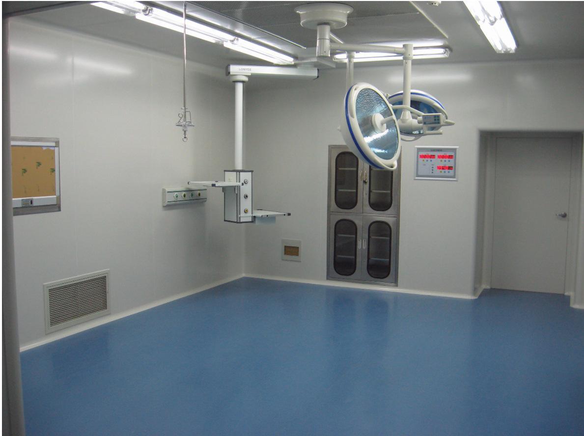 汉中市实验室净化工程,无菌灌装车间设计施工