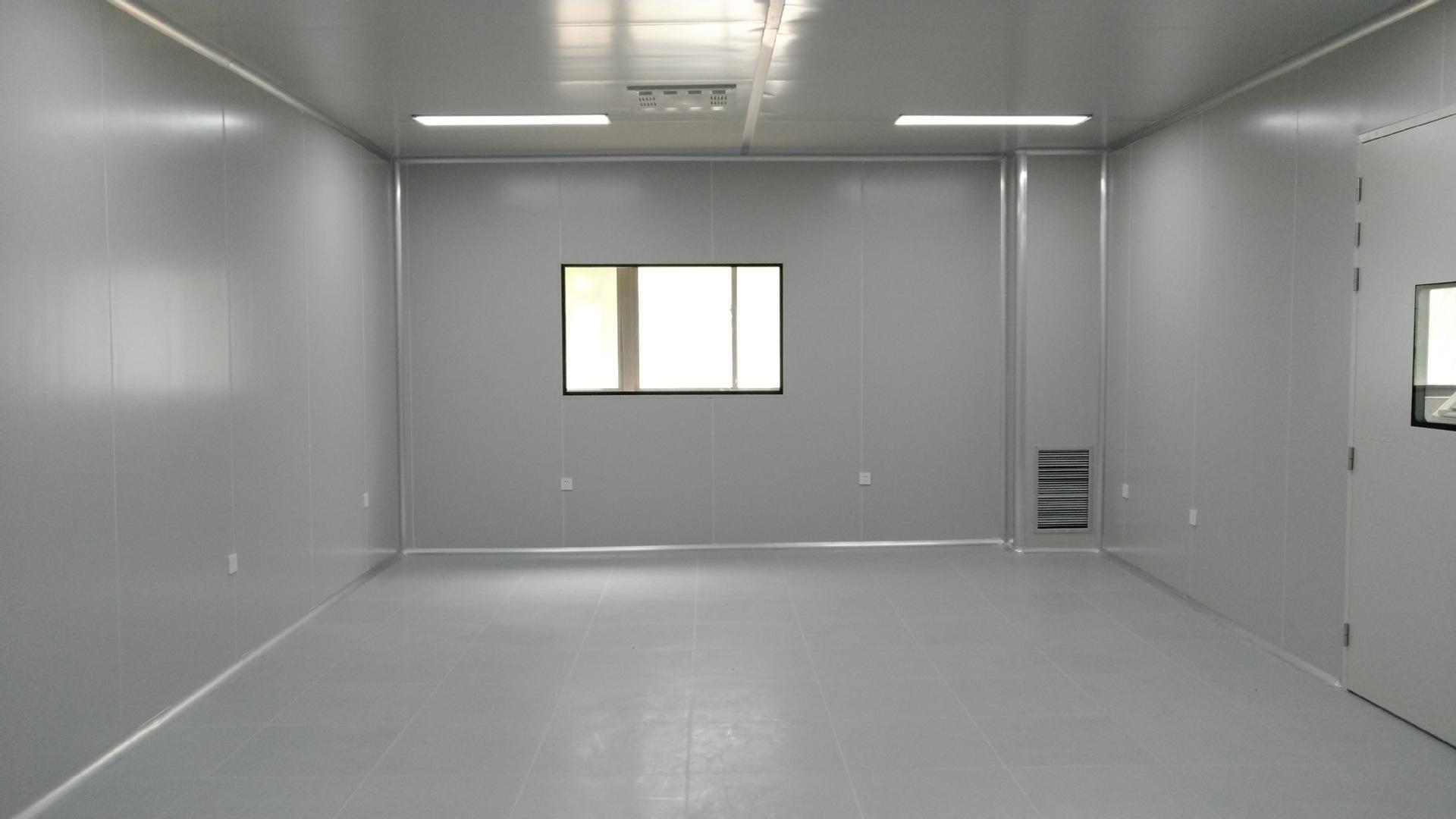 汉中市车间净化工程,化验室净化规划设计