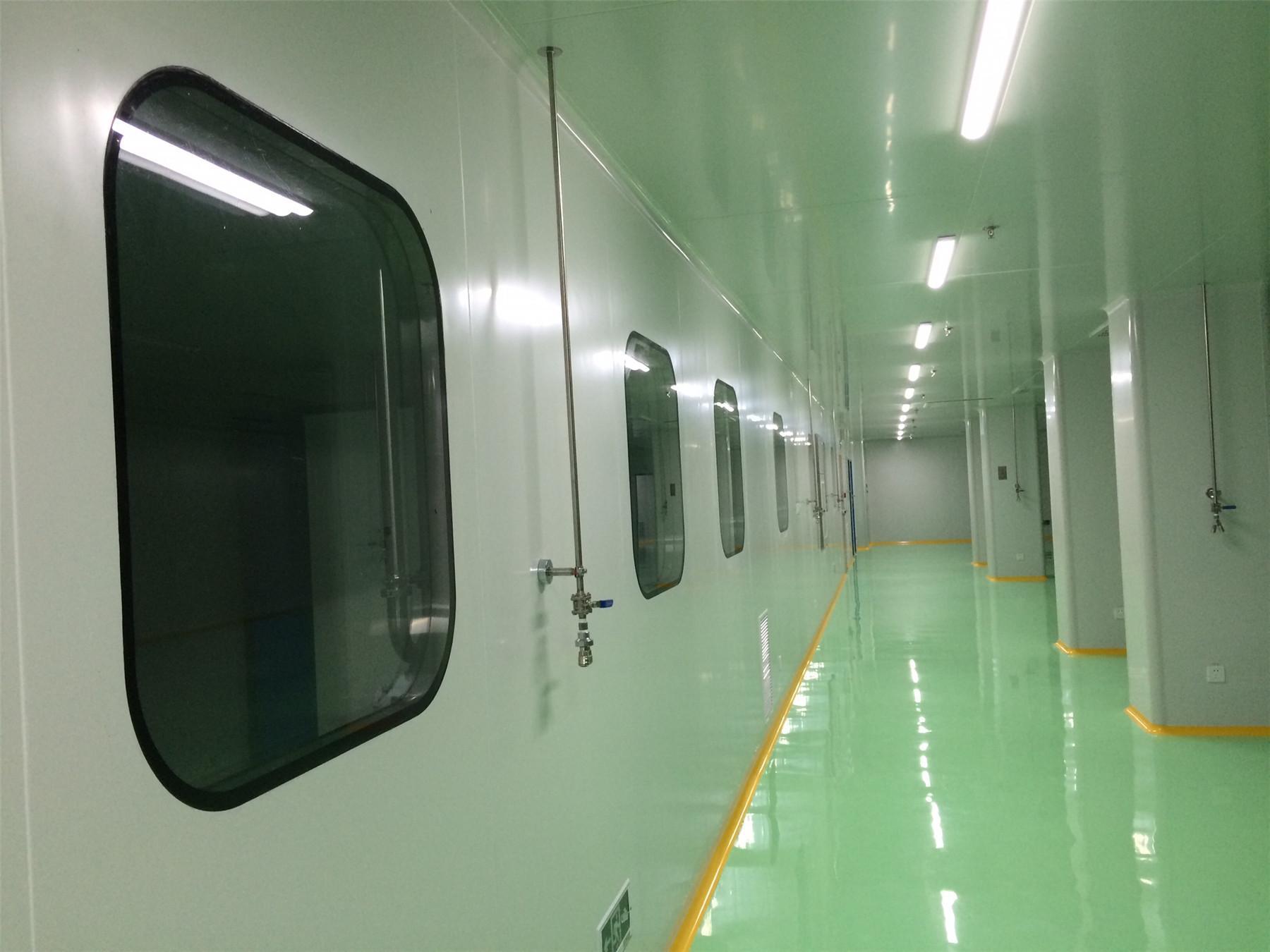 汉中无尘实验室施工方案