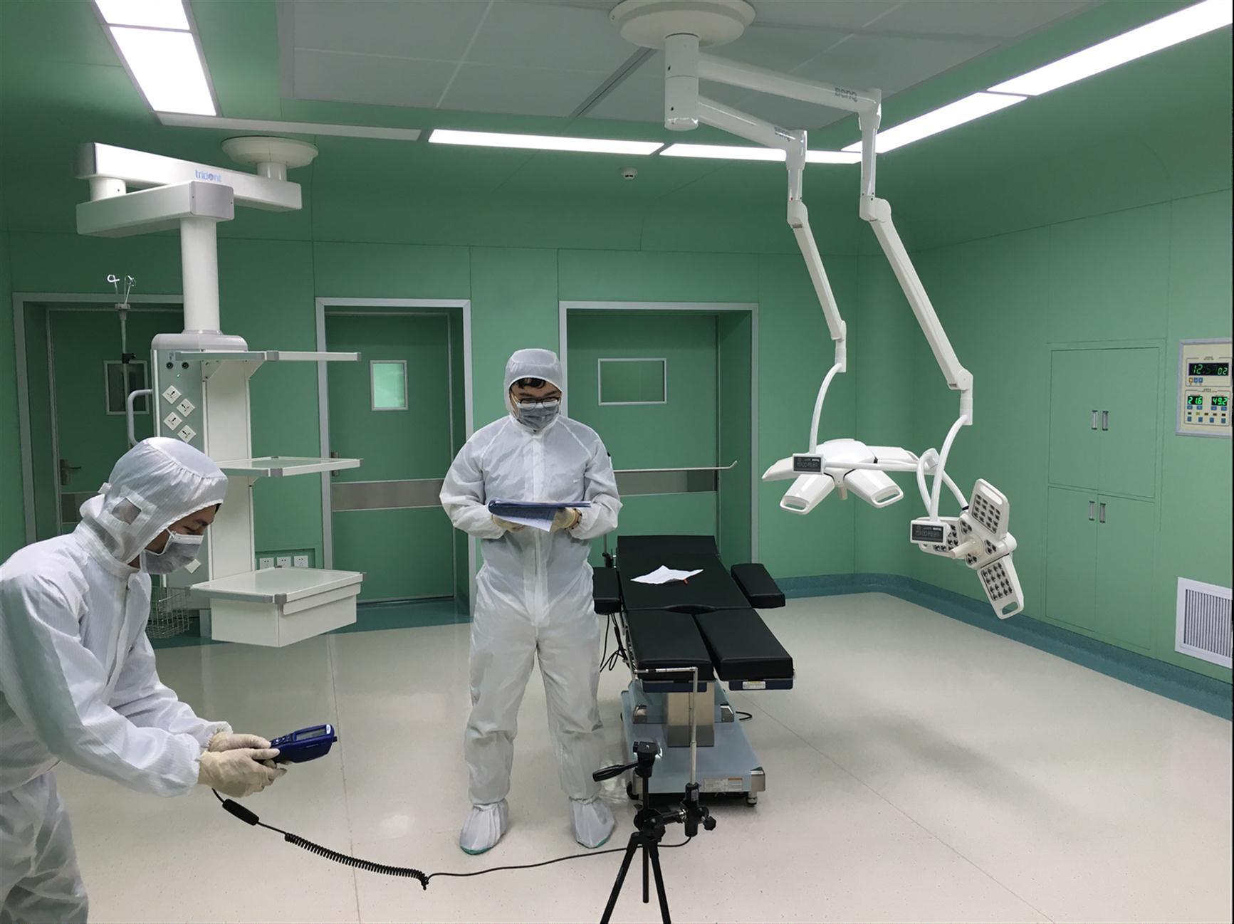 汉中洁净实验室建造方案
