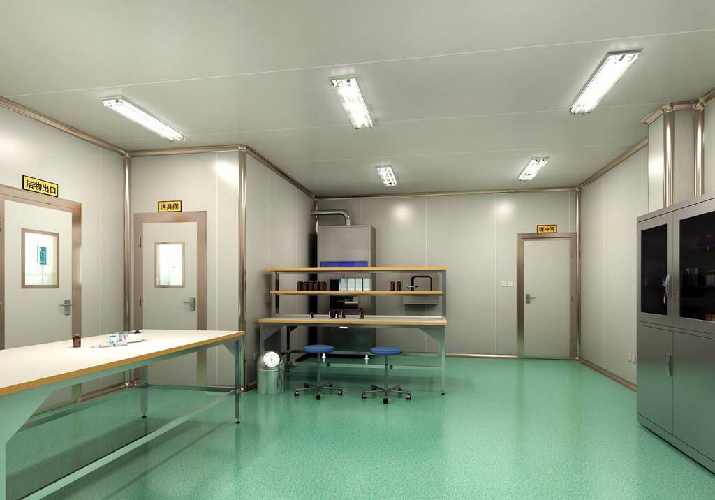 汉中市洁净实验室,实验室净化工程设计施工
