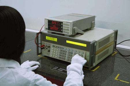 山东东营市仪器检测标定范围