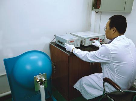 雨山区检测仪器校验中心