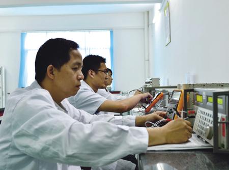 河南省洛阳市宜阳县测试设备校准-校正-校验证书