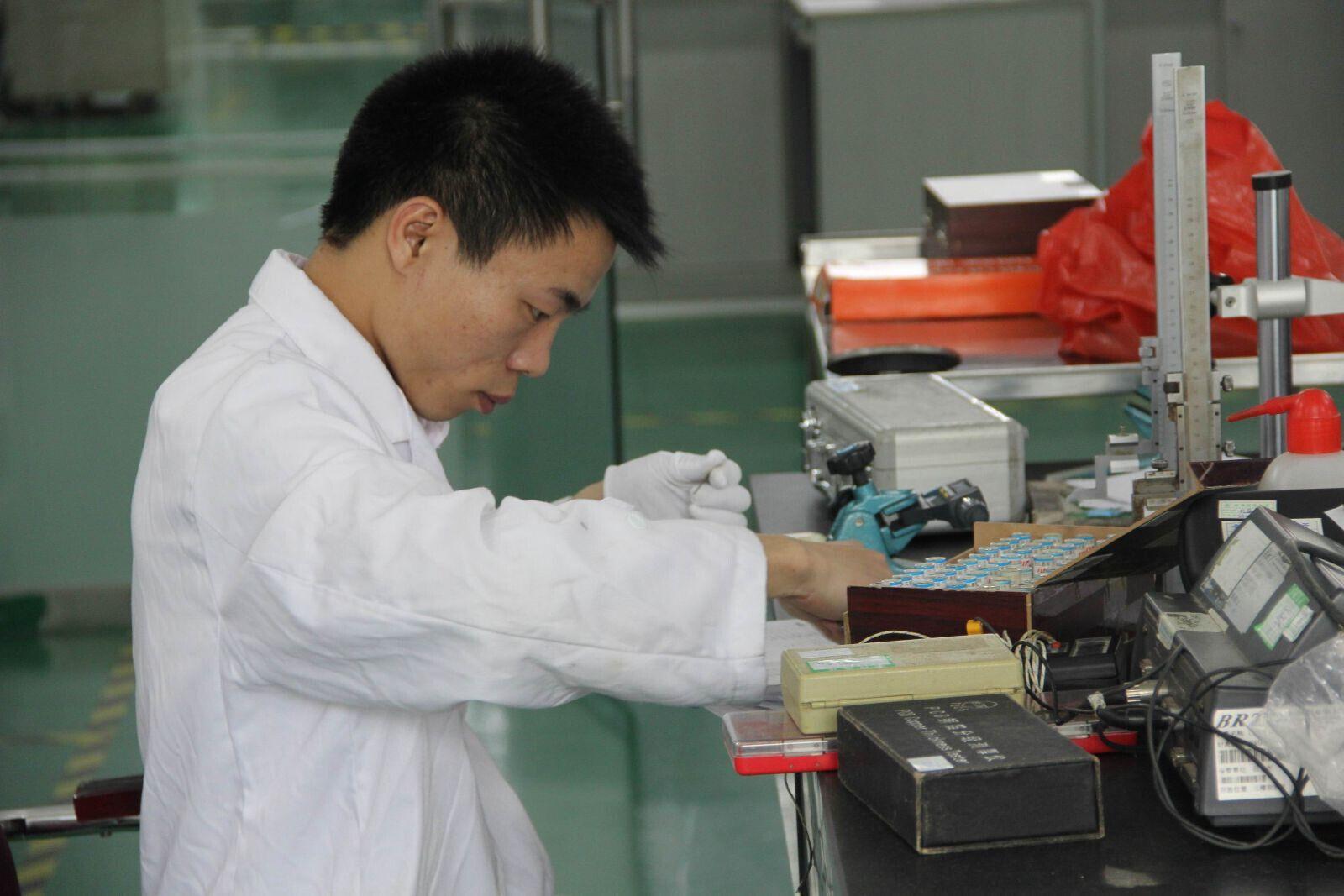 台湾仪表校正证书