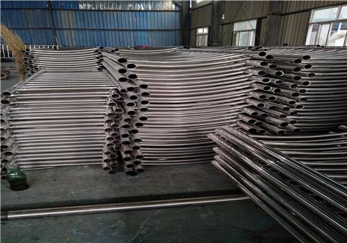 陇南89*3不锈钢复合管每米价格