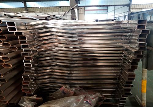 蚌埠不銹鋼碳素鋼復合管護欄質量保障