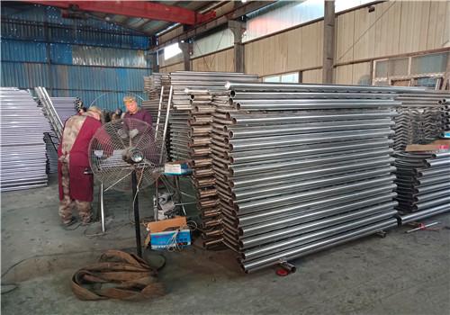 102不锈钢复合管护栏现货价格