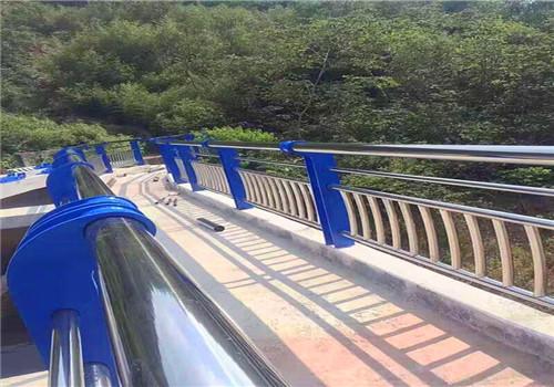 江苏徐州桥梁不锈钢景观河道栏专业