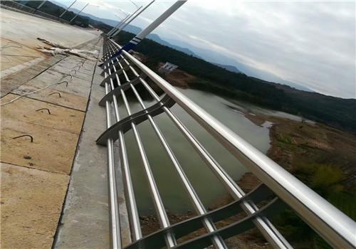金昌不锈钢复合管桥梁护栏在线订购