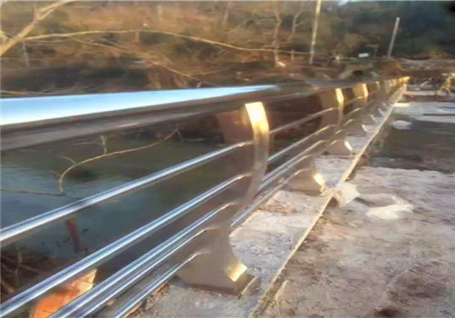 黔西南不锈钢非机动车河道护栏价格优惠