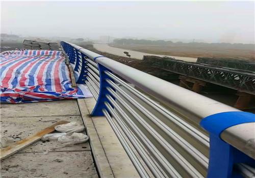 黄山桥梁防撞栏杆制作厂家