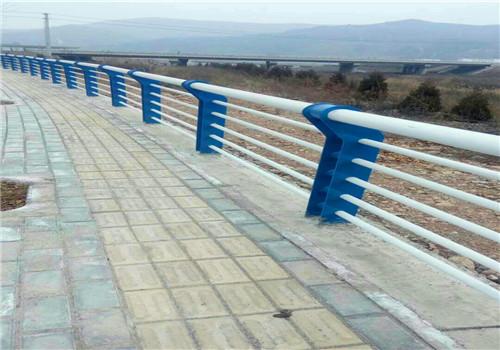 安徽蚌埠道路橋梁防撞護欄加工廠