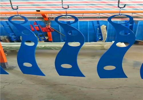 驻马店镀锌喷塑钢板立柱优质厂商