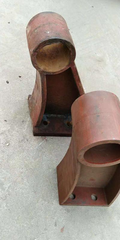 张掖铸钢栏杆立柱精准报价