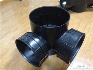 马鞍山塑料直通检查井生产厂家