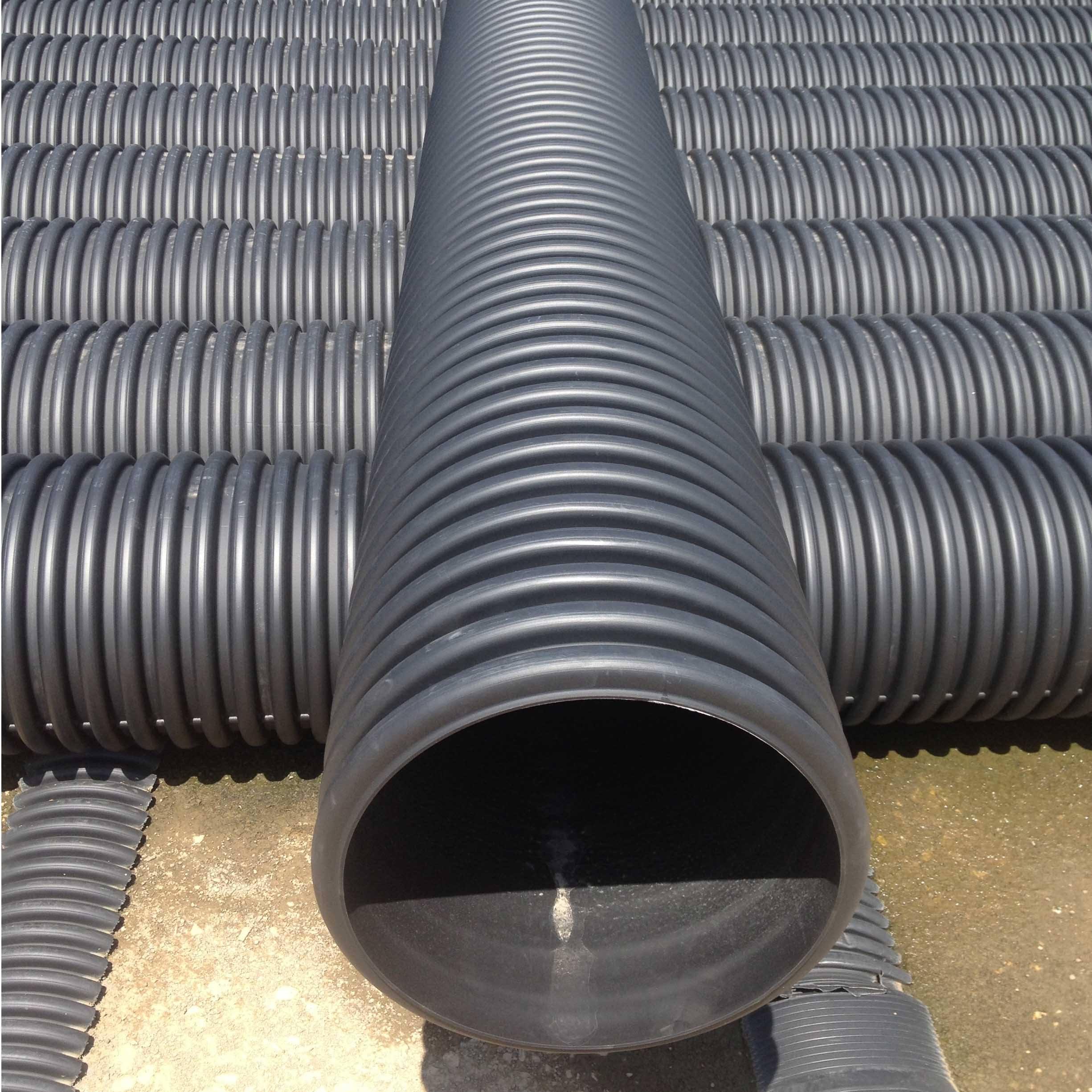 果洛HDPE双壁波纹管联系方式
