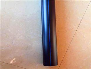 海南dn200*160pe给水管材欣腾达牌