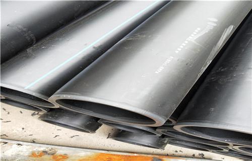 马鞍山钢丝网骨架pe复合管详情佳和顺达管业