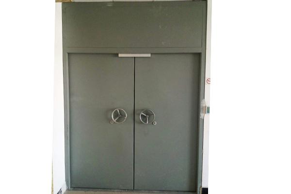 湖南省钢制防爆门有资质的生产厂家