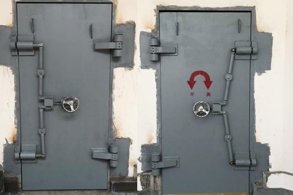 湖南A型防爆门与泄爆门有哪些区别