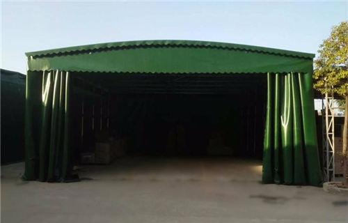 方管钢结构雨棚设计