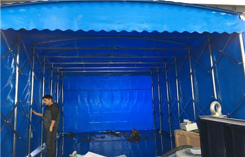 潍坊大型推拉雨棚哪个厂家口碑好