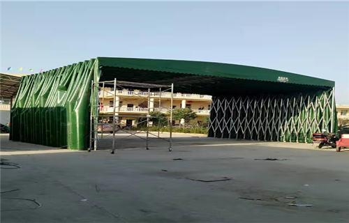 蚌埠伸縮雨棚價格