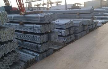 长沙镀锌角钢公司市场报价