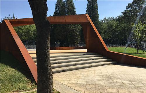 安徽景观锈钢板专业