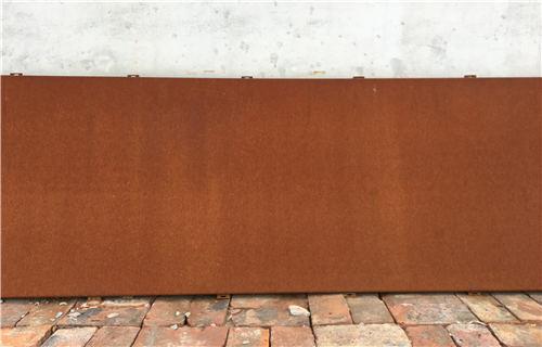 盘锦生锈钢板大量