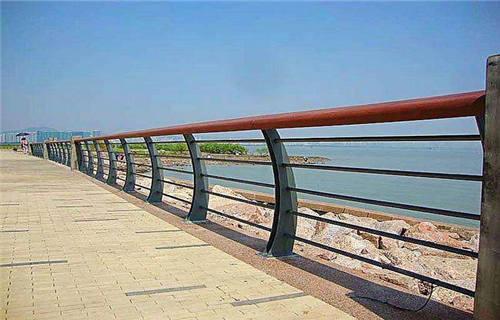 白银Q235钢板立柱设计安装