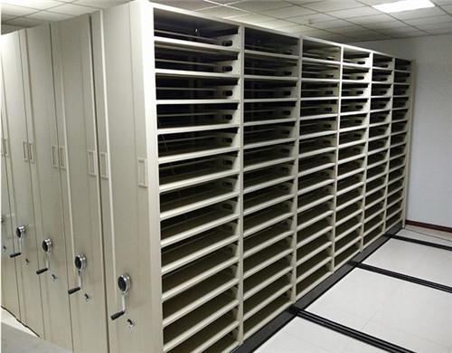 玉树档案室用移动密集柜
