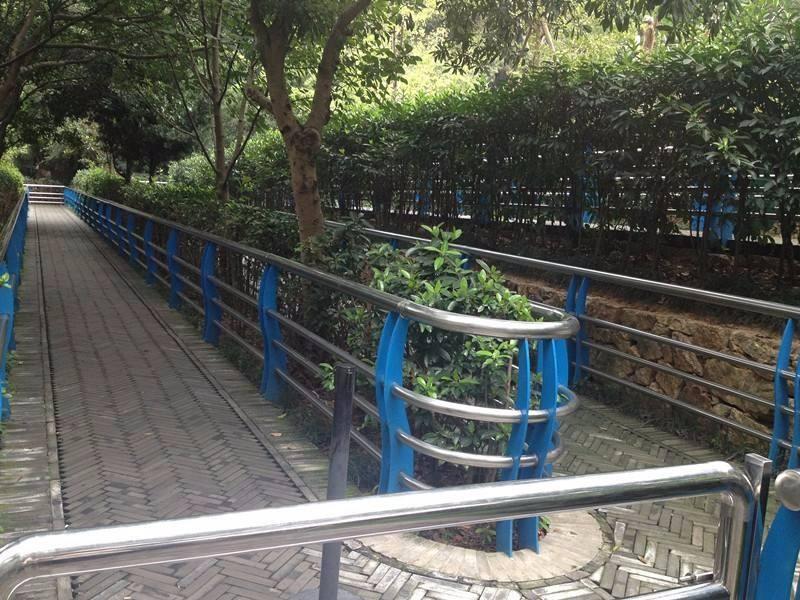 推荐安康河道护栏加工定做安康护栏厂