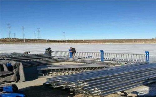 通辽天桥护栏每米价格  通辽不锈钢护栏厂
