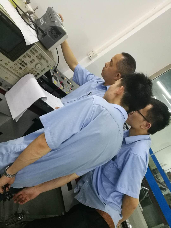 东台照明灯饰厂测试设备检验   LED光谱仪校准
