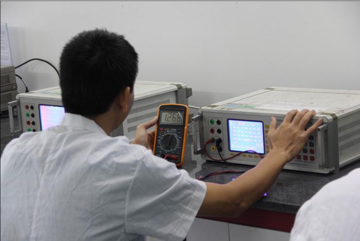 渭南大荔直接出ISO校准证书有吗