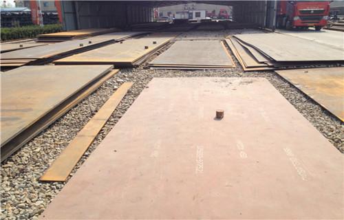 武威新钢耐磨500耐磨板厂家定做