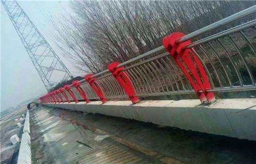安康桥梁灯光护栏货号全