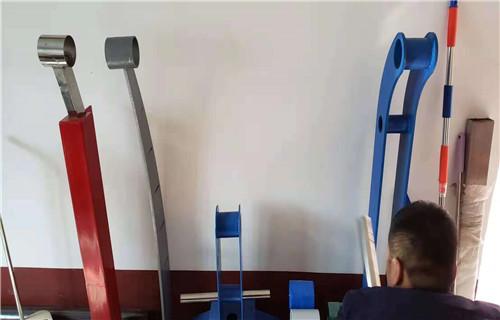 福建不锈钢复合管防护护栏生产厂家