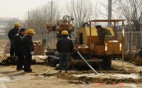 固安县非开挖拉管顶管