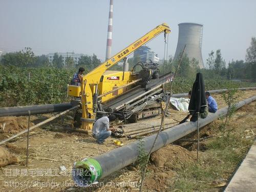 北京丰台区地下穿自来水管
