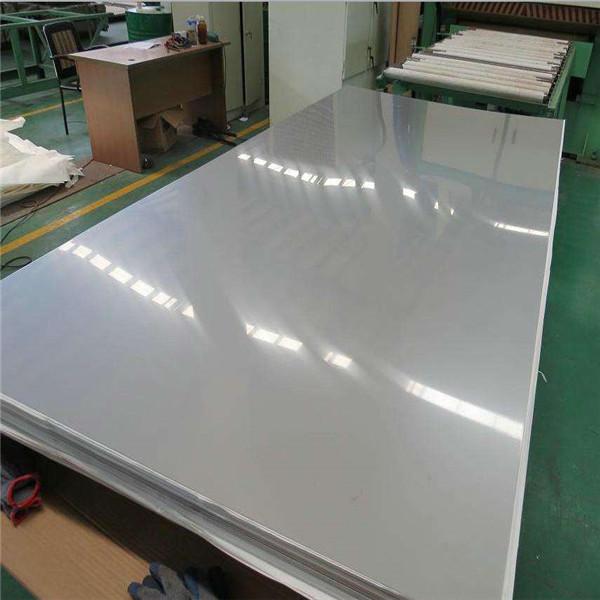 锦州凌河区201白钢板镜面板价格