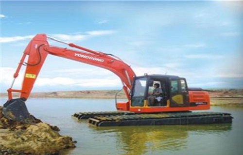 旬阳滩涂式挖掘机公司