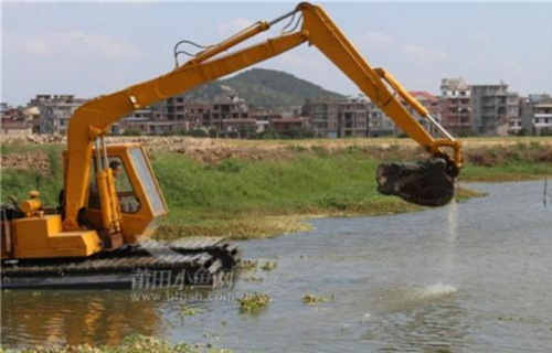 安康水上挖掘机出租