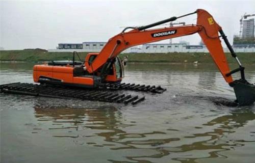 宁陕浮筒式挖掘机厂家