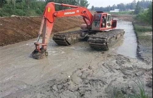 石泉沼泽地挖掘机销售