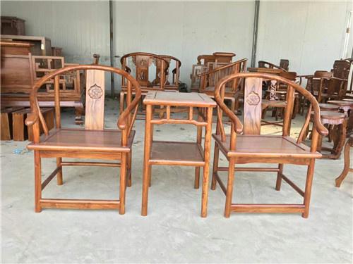 西藏仿古圈椅三件套品质商家